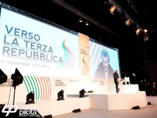 Verso la terza repubblica Italia futura
