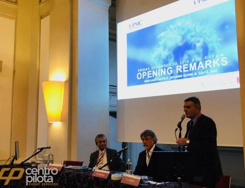 Cp Centro Pilota Event Services al 7° simposio annuale di Upmc Italy